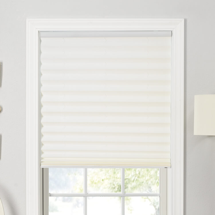 Shop 2 neat pleat shades costco bali blinds and shades for Bali blinds