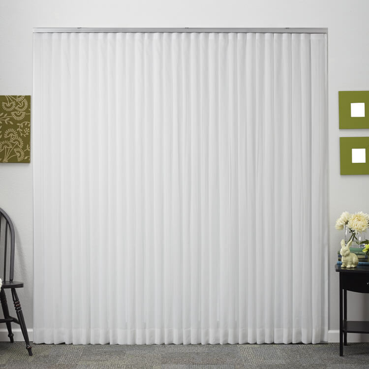 Sheer Enchantment Vertical Blinds