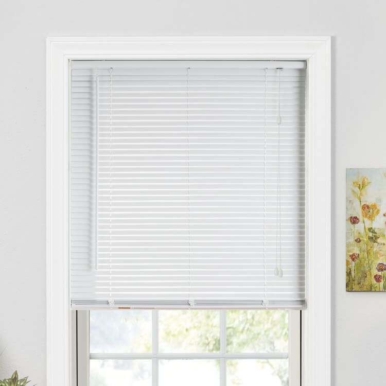 "Value 1"" LightBlocker Vinyl Blinds"