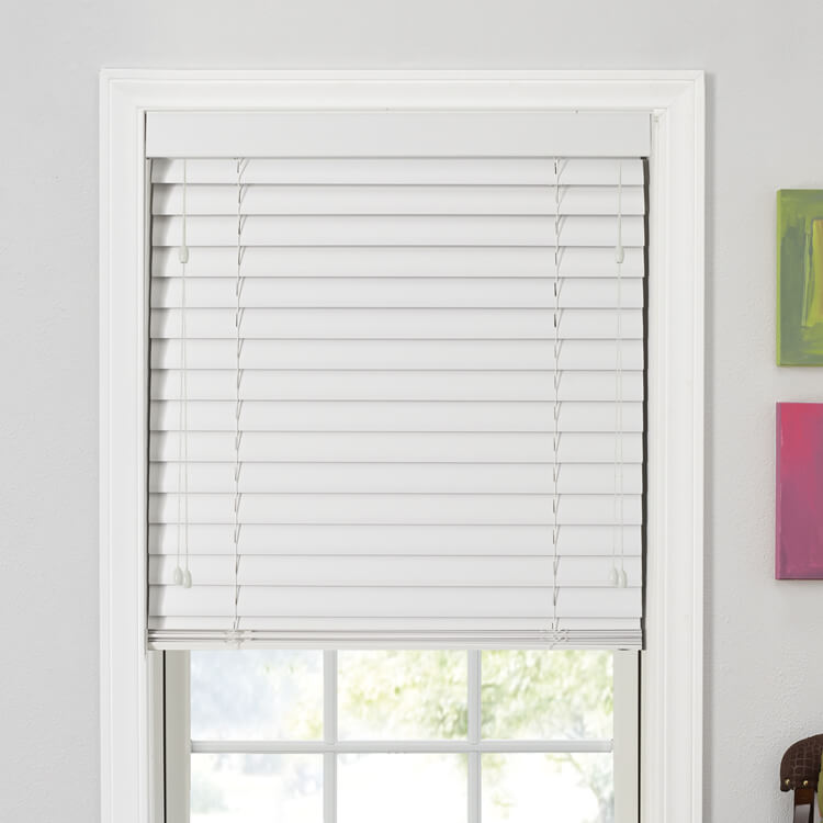 "Value 2"" Wood Blinds"
