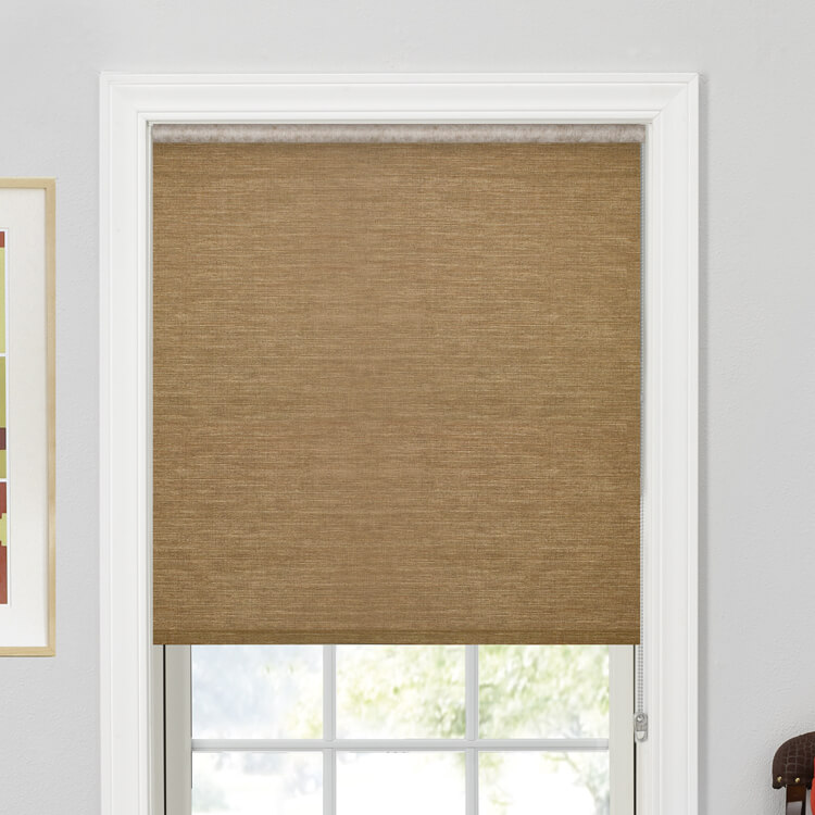Value Natural Roller Shades