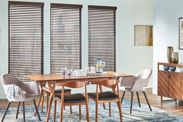 "2"" Wood Blinds"
