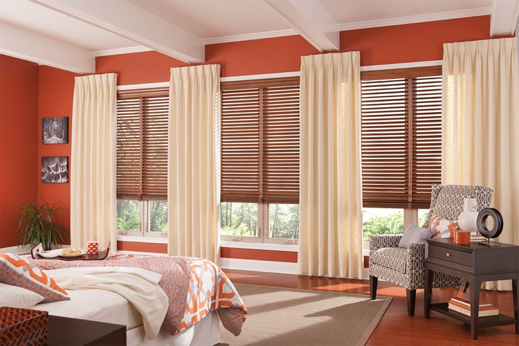 Custom Wood Blinds Costco Bali Blinds And Shades