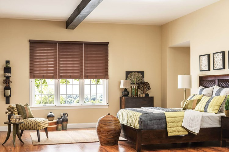 2 Inch Faux Wood Blinds
